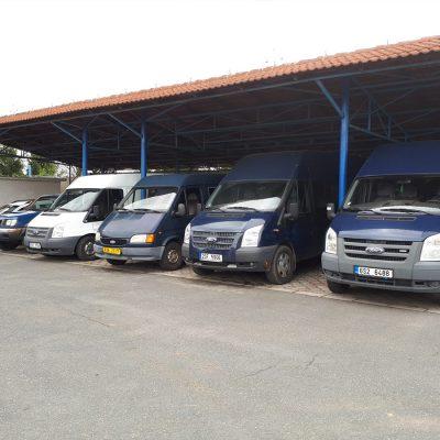 Servisní vozy